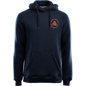 Aclima WoolFleece Hoodie Men navy blazer